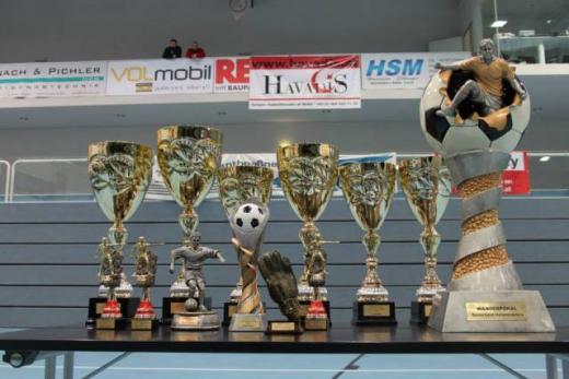 Semerkan 9.Salon futbol turnuvası