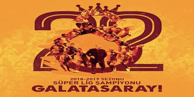 Şampiyon Galatasaray - Havadis Haber