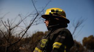 6 ülke yardıma koştu, İsrail'de yangın söndürülemiyor