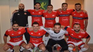 ATİB Höchst Salon Futbol Turnuvası şampiyonu belli oldu