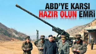 Kuzey Kore'de savaş alarmı!