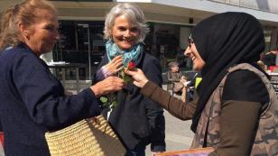 Vorarlberg'de 'Buyurun, Ben Müslümanım' etkinliğİ yapıldı
