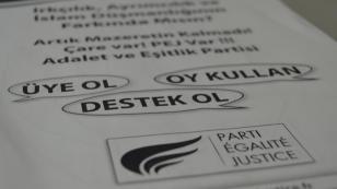 Fransa'nın aşırı partileri Türk partisi PEJ'e karşı