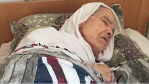 106 yaşındaki sığınmacıyı sınır dışı ediyorlar!