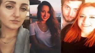3 Türk öğrenci  trafik kazasında öldü!