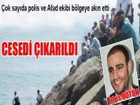 Trabzon- Denizden cesedi çıkarıldı !
