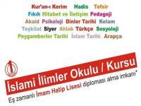 AİF  İslami İlimler Okulu / Kursu başlıyor