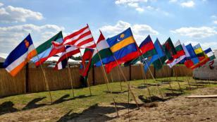 Türk kökenli milletler Macaristan'da buluştu