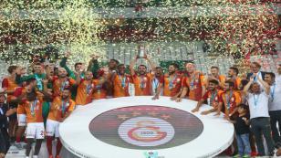 Turkcell Süper Kupa'nın sahibi Galatasaray
