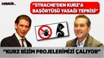 Strache'den Kurz'a tepki!