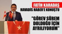 Fatih Karadaş'dan iddialara cevap
