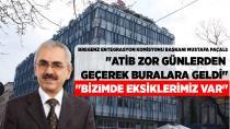 Mustafa Paçalı'dan ATİB açıklaması