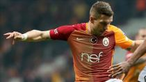 Galatasaray, Podolski'nin transferini resmen açıkladı