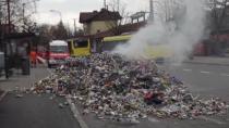Götzis'de çöp kamyonunda patlama!