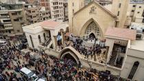 Mısır'da Kilise'ye bombalı saldırı