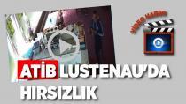 ATİB Lustenau'da hırsızlık