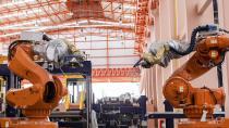 Avusturya'da robotlar işçi kadrolarını yok ediyor!