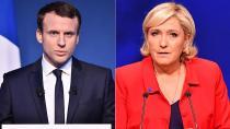 Macron ve Le Pen ikinci turda!