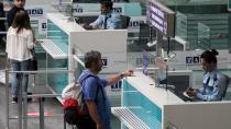 Havalimanlarında pasaport işlemlerini hızlandıracak sistem