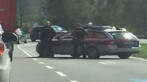 Bregenz'de silahlı banka soygunu; 1 yaralı!