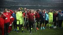 Türkiye Milli Ampute Futbol Takımı şampiyon oldu
