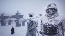 Avusturya soğuğundan şikayetçi olanlar için; Yakutsk şehri!