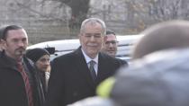 Avusturya'da Cumhurbaşkanı Bellen'den Strache'ye tepki!