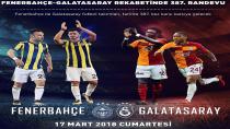 Fenerbahçe-Galatasaray rekabetinde 387. randevu