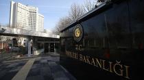 Türkiye'den Almanya'ya 'Zeytin Dalı Harekatı' tepkisi