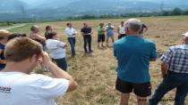 Kuru hava Vorarlberg'li çiftçileri zor durumda bıraktı