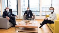 Dışişleri Bakan Çavuşoğlu: Türkiye'nin AB'ye katılım süreci canlandırılmalı