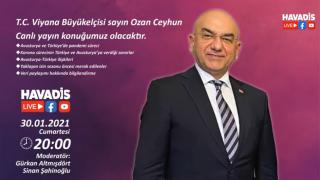 T.C. Viyana Büyükelçisi Ozan Ceyhun ile gündeme dair.