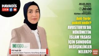 Avusturya hükümeti neden İslam Yasasını değiştirmek için çaba gösteriyor.