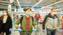 Almanya'da 2G kuralı süpermarketlerde!